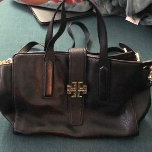 Tory Burch Satchel with long strap
